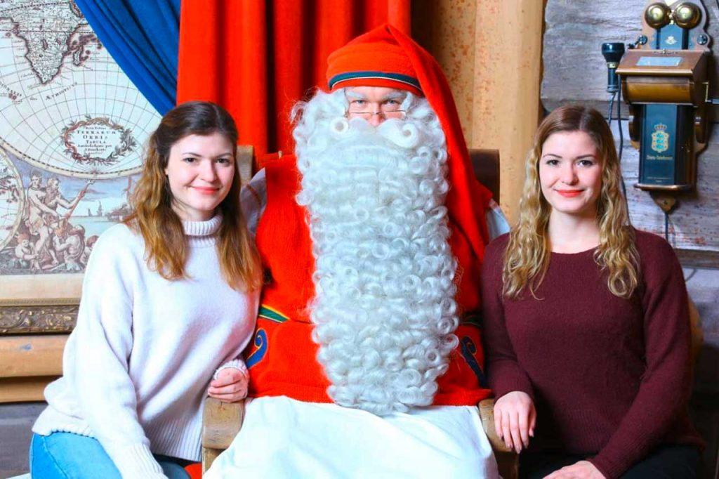 Weihnachtsmanndorf