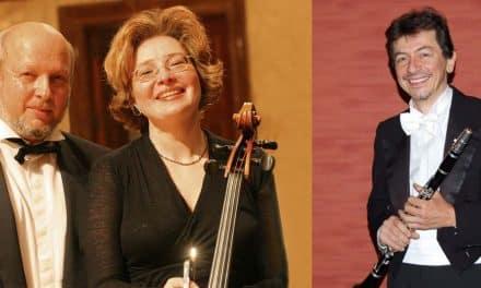 Russisch-italienisches Trio in Bad Schönau