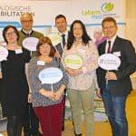 """""""Reden wir über Krebs"""" im Reha-Zentrum Bad Erlach"""