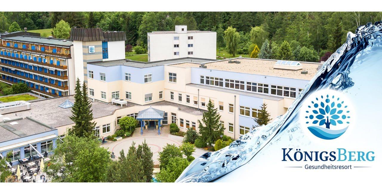 Gesundheit für die Region – Gesundheitsresort Königsberg