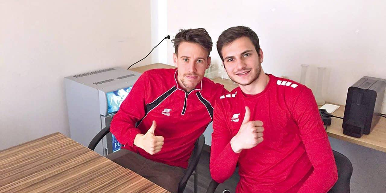 Neuzugänge beim SC Wiener Neustadt: Spieler fragen Spieler