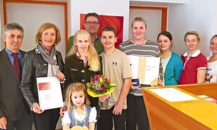 Praxis-Jubiläum in Edlitz gefeiert