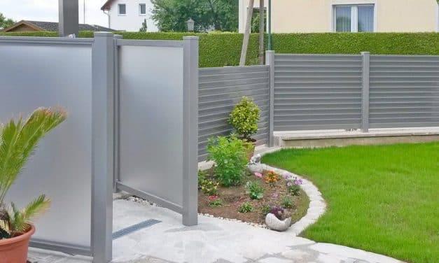 Brix Zaun: Neues Design für Haus & Garten