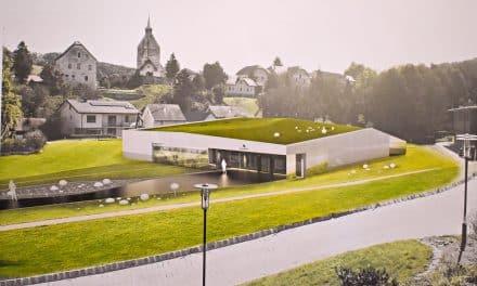 Bad Schönau feiert seinen Heilgas-Helden