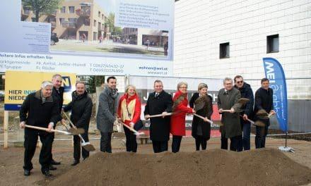 Ortskernbelebung: Neues Zentrum für Lanzenkirchen und Grimmenstein