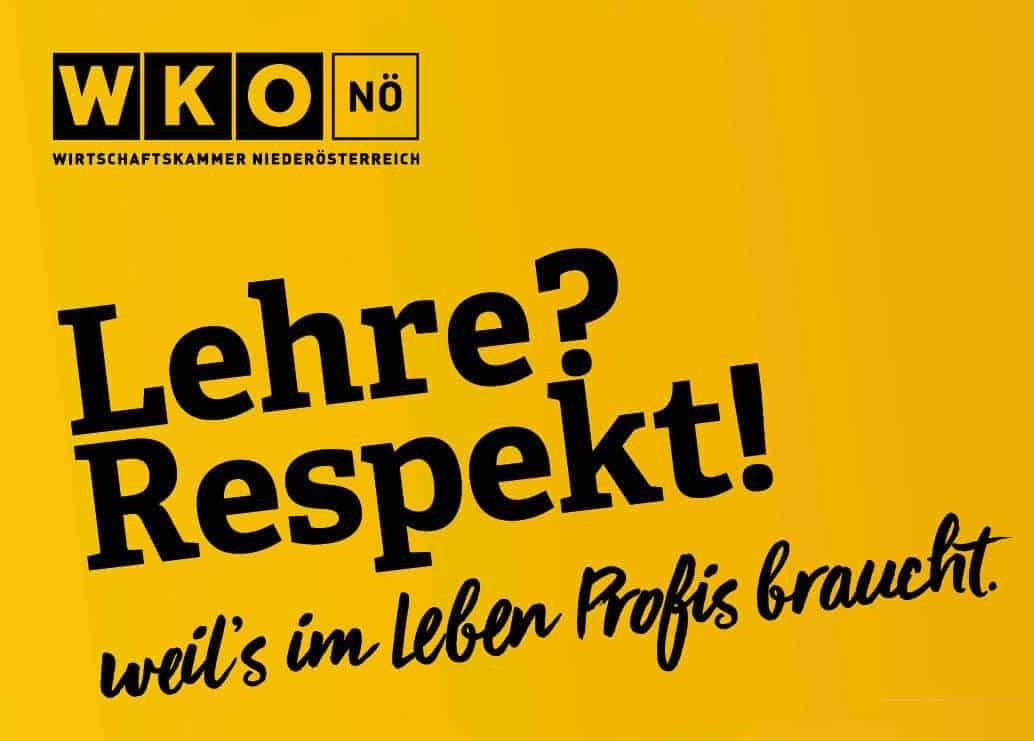 Lehre mit Respekt WKO