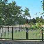 Brix Zaun: der schönste Schmuck für Haus und Garten