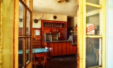 Wie in einer Zeitkapsel: Gasthaus Kainer in Bad Erlach