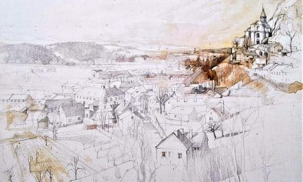 Kunstvoller Blick auf Pittens Vergangenheit