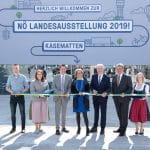 Landesausstellung 2019: Welt und Region in Bewegung
