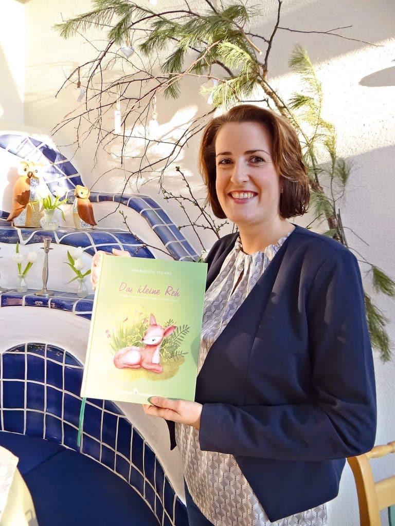 Kinderbuchautorin Fischer