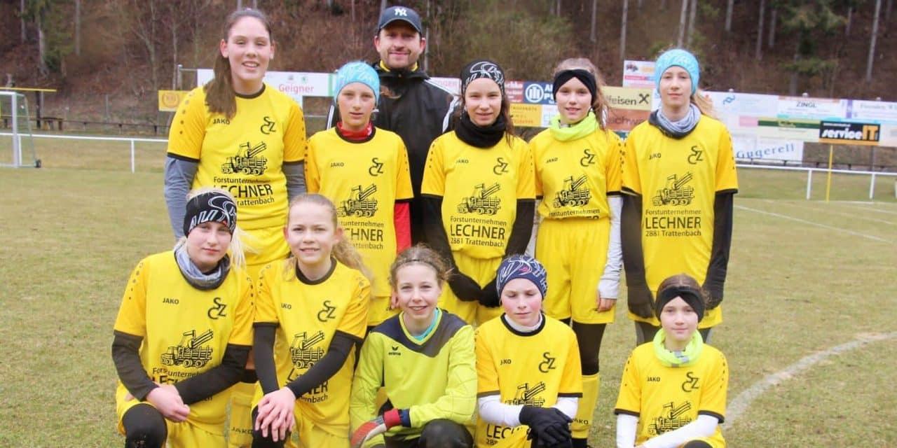 Champions Trophy der jungen Fußballerinnen