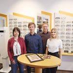 Mehr Durchblick: 30 Jahre Optiker Straßgürtl