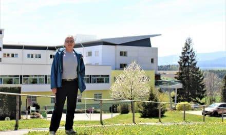 Abschied von Hochegg nach 42 Dienstjahren