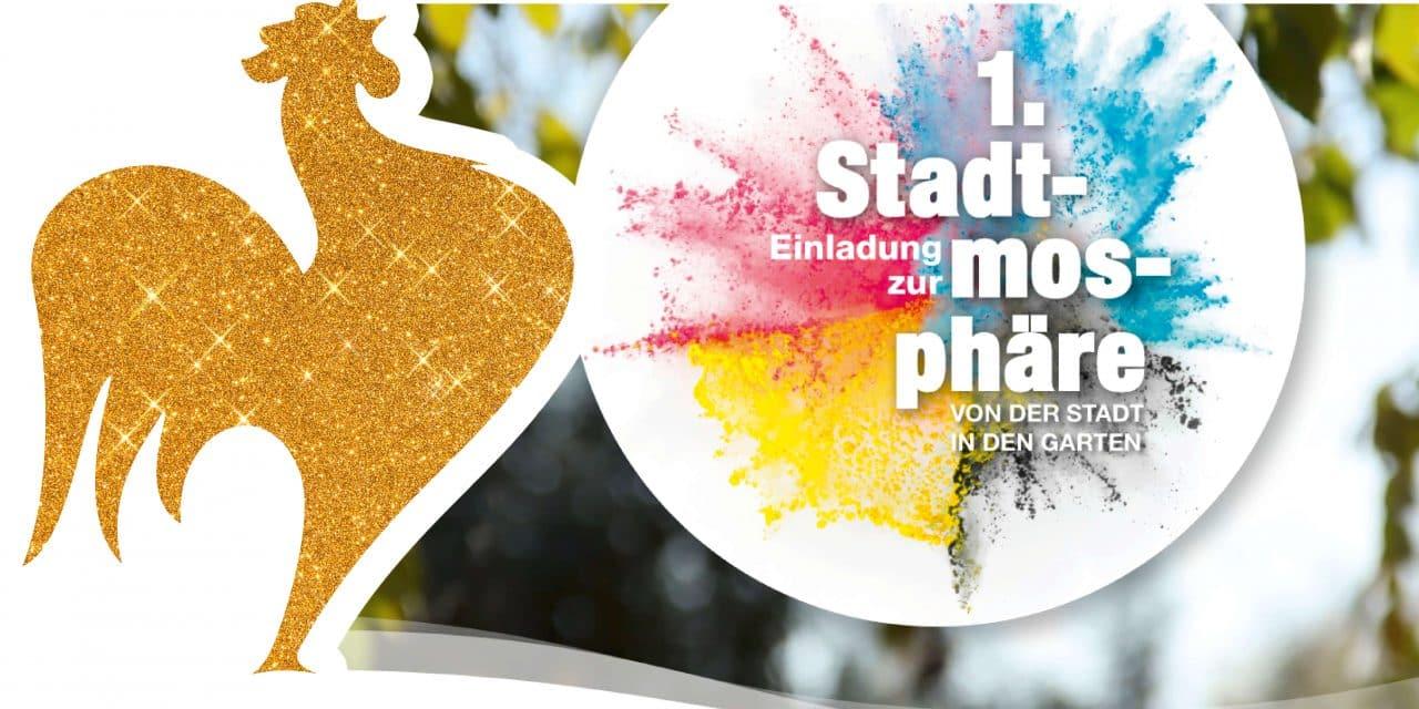 """""""Stadtmosphäre"""" für Goldenen Hahn nominiert"""