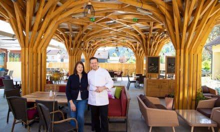 """Die neue """"Hönig's-Terrasse"""": speisen und feiern im Freiluftwohnzimmer"""