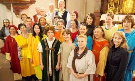 Franz von Assisi als Musical in Pitten