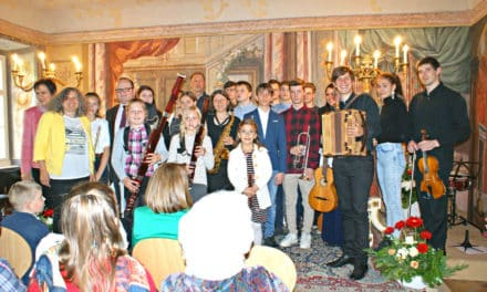 Kammermusik im Pfarrhof Pitten