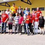 Kettcar-Rennen in Lanzenkirchen
