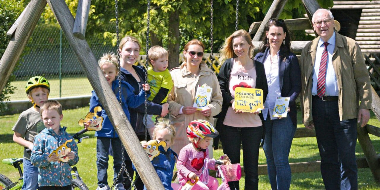 Fito-Fit-Kinderfest  in Walpersbach