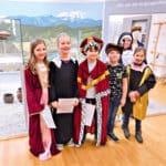 Museen bieten Abenteuer für Kinder