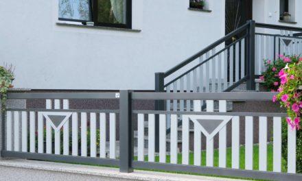 Brix Zaun: der schönste Schmuck für Haus & Garten