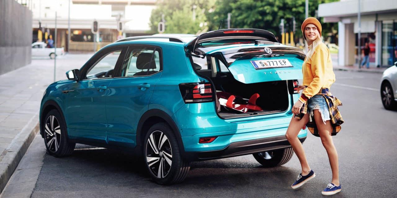 Der neue Volkswagen T-Cross bei Orthuber in Neunkirchen
