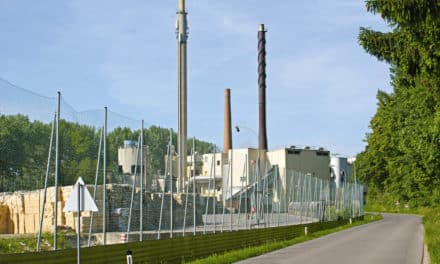Papierfabrik: Pitten hat sich entschieden