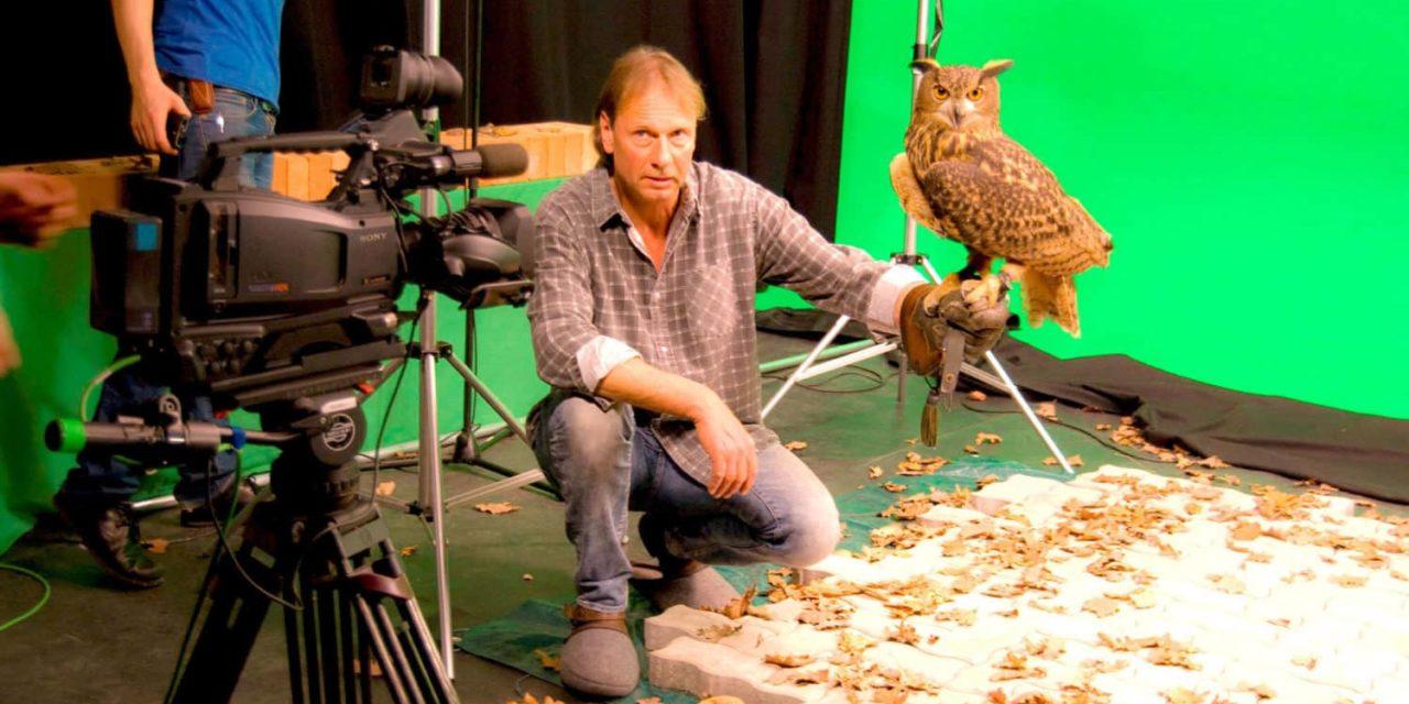 Tierischer Einsatz vor der Kamera
