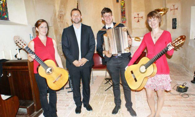 Alte-Musik-Konzert in der Ulrichskirche