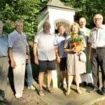 20 Jahre Petrusmarterl mit Jubiläumsmesse gefeiert