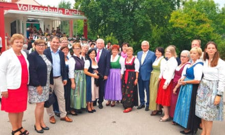 Treffen der Bürgermeisterinnen in Puch