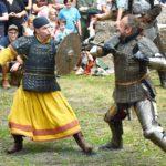 Ritterfest für Groß und Klein