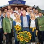 Alles Gute zum 60er für  Krumbachs Bürgermeister