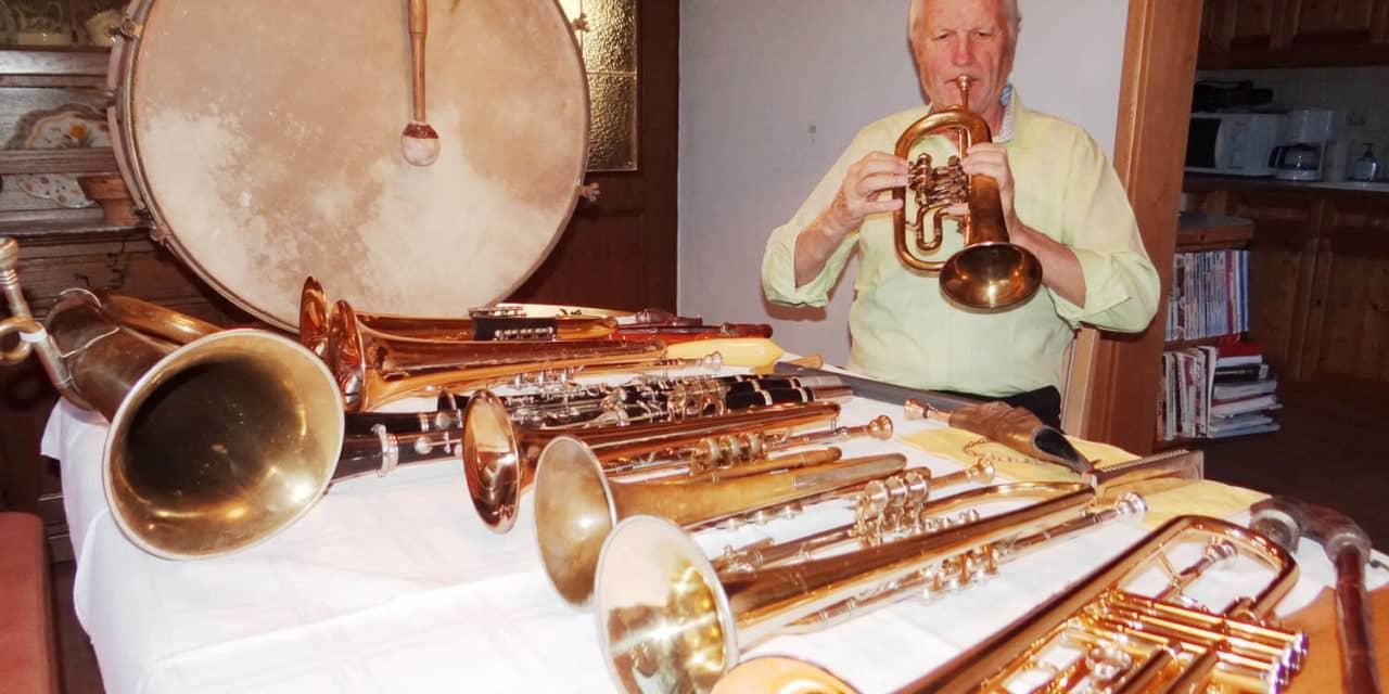Musikerdynastie aus Kirchberg