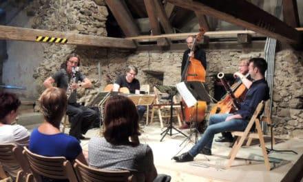 Wehrkirchen als besondere Konzertbühnen