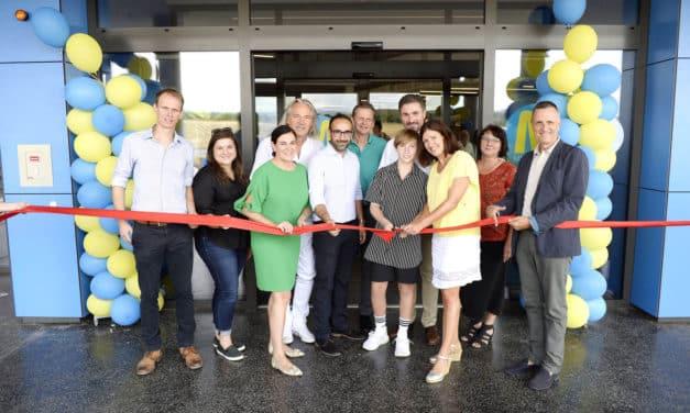 Neues Homeshopping-Hauptquartier eröffnet