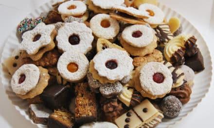 Weihnachtskeks-Verkostung bei Alpaka & Zirbe