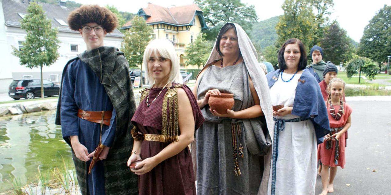 Pitten ließ die Bronzezeit auferstehen