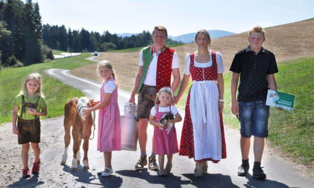 Landwirtschaft als Erlebnis für Kinder