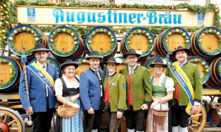 Münchner Oktoberfest  mit der Buckligen Welt