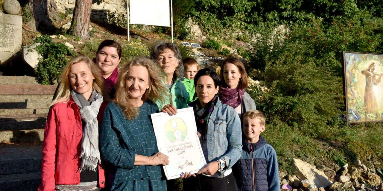 Reisenbauer-Preis an Inge Weik
