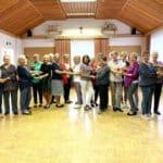 Sport und Fitness durch gemeinsames Tanzen