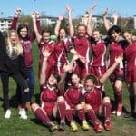 Frauenpower auf dem Rugby-Feld
