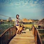 Asienreise mit Momo