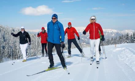 Langlaufen und Ausdauersport