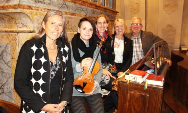 Start für Kulturherbst in Lanzenkirchen