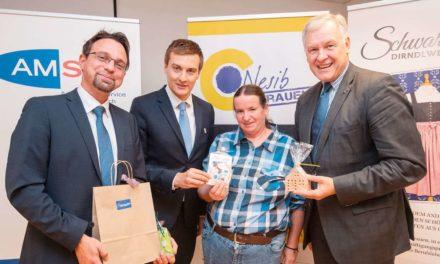 Regionale Jobtour: Besuch bei Nesib