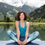 Ö3-Moderatorin und Yogalehrerin