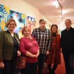 Letzte Chance: Besondere Kunst im Tunnel